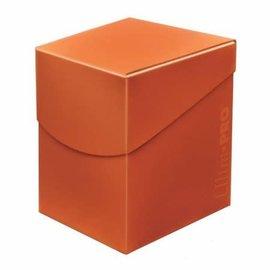 Ultra Pro Eclipse Pro-100+ Deck Box - Orange