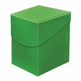 Ultra Pro Eclipse Pro-100+ Deck Box - Light Green