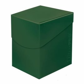Ultra Pro Eclipse Pro-100+ Deck Box - Forest Green