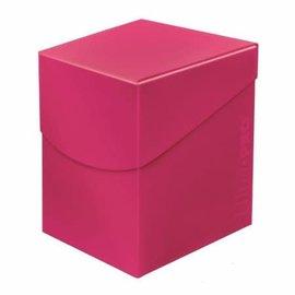 Ultra Pro Eclipse Pro-100+ Deck Box - Hot Pink