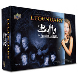 Upper Deck Legendary Deckbuilding Game: Buffy the Vampire Slayer (stand alone)
