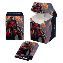 Ultra Pro Magic the Gathering CCG: Zendikar Combo V1 PRO 100+ Deck Box and 100ct sleeves