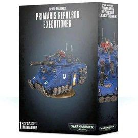 Games Workshop Warhammer 40k: Space Marines - Primaris Repulsor Executioner