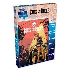 Renegade Kids on Bikes Puzzle (1000 Pieces)