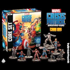 Fantasy Flight Marvel: Crisis Protocol - Core Set
