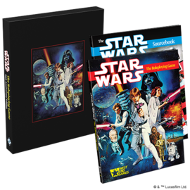 Fantasy Flight Star Wars: the Roleplaying Game 30th Anniversary Edition