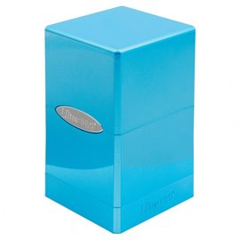 Ultra Pro Satin Tower High Gloss Topaz Deck Box