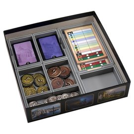 Folded Space Box Insert: 7 Wonders Duel