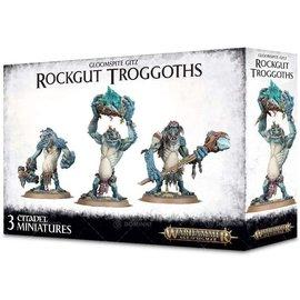 Games Workshop Age of Sigmar: Gloomspire Gitz - Rockgut Troggoths (SL)