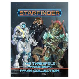Paizo Starfinder RPG: The Threefold Conspiracy Pawn Collection