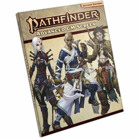 Paizo Pathfinder - Advanced GM Screen