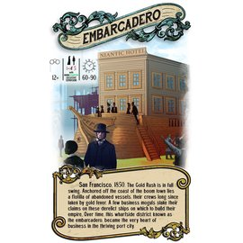 Renegade (PREORDER) Embarcadero Kickstarter Edition + Expansion