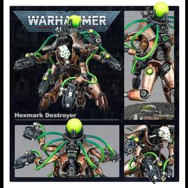 Games Workshop Warhammer 40k: Necron - Hexmark Destroyer