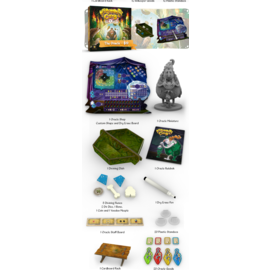 Final Frontier Games Merchant's Cove Oracle Expansion
