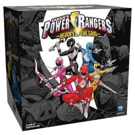Renegade Power Rangers: Heroes of the Grid