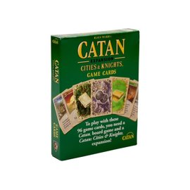 Asmodee Catan: Cities & Knights - Replacement Cards