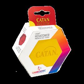 Asmodee Catan Hexatower - Yellow