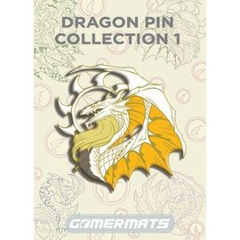 Dragon Pin - The Plains Duster