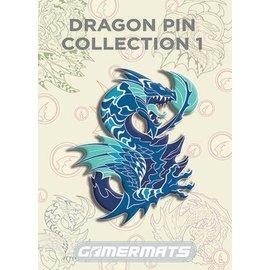 Dragon Pin - The Island Guardian