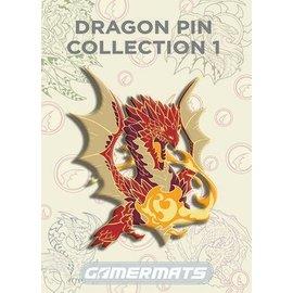 Dragon Pin - The Fire Bringer