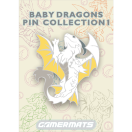 Dragon Pin - The Baby Plains Duster