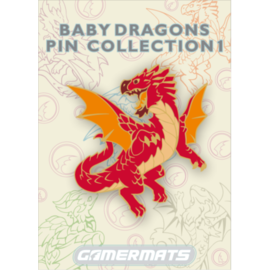 Dragon Pin - The Baby Fire Bringer