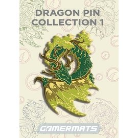 Dragon Pin - The Forest Guardian
