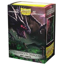 Arcane Tinmen Dragon Shields: (100) Matte Art Sleeves - 2020 Halloween Dragon