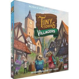 Alderac Entertainment Group Tiny Towns: Villagers