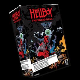Hellboy: Hellboy in Mexico Expansion