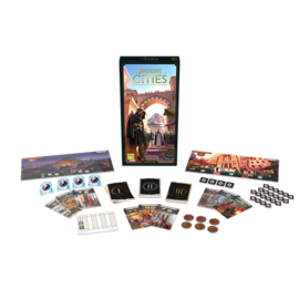Repos Production 7 Wonders : Cities (2020 Edition)