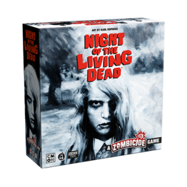Cool Mini or Not Zombicide: Night of the Living Dead