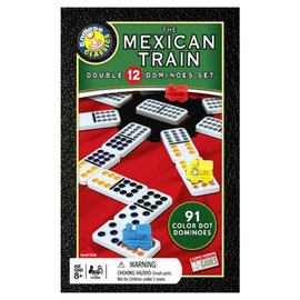 Endless Games Mexican Train Dominoes