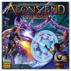Indie Boards & Cards Aeon's End Deck Building Game 2nd Edition Outcasts