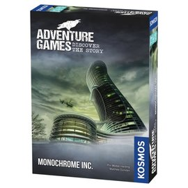 Kosmos Adventure Games: Monochrome, Inc