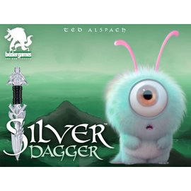 Bezier Games Silver: Dagger