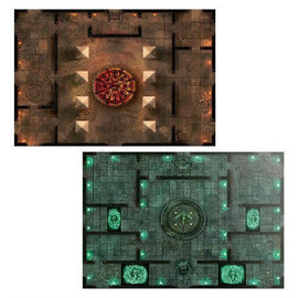 Games Workshop Warcry: Catacombs - Board Pack