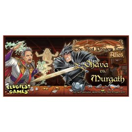 SlugFest Games The Red Dragon Inn: Allies - Ohava vs. Murgath
