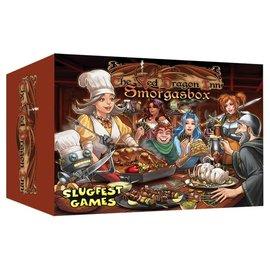SlugFest Games The Red Dragon Inn - Smorgasbox