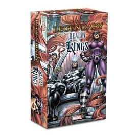 Upper Deck Marvel Legendary Deckbuilding Game: Realm of Kings