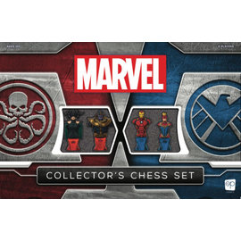 USAopoly Chess: Marvel