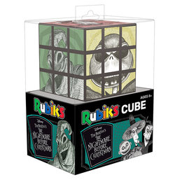 USAopoly Rubik's Cube: Nightmare Before Christmas