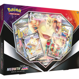 Pokemon International Meowth VMAX Special Collection