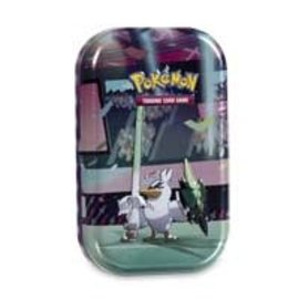 Pokemon International Galar Power Mini Tin - Sirfetch'd