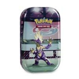 Pokemon International Galar Power Mini Tin - Toxtricity