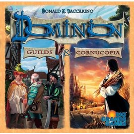 Rio Grande Dominion: Cornucopia & Guilds
