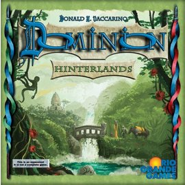 Rio Grande Dominion: Hinterlands