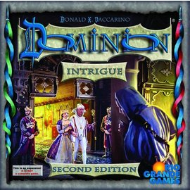 Rio Grande Dominion: Intrigue (2nd Edition)