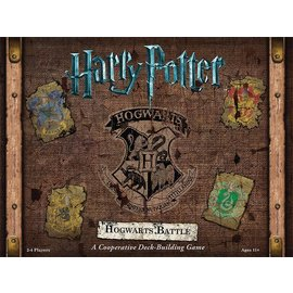 USAopoly Harry Potter Hogwarts Battle
