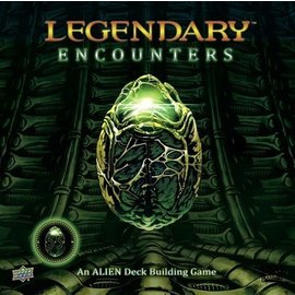 Upper Deck Legendary Encounters: An Alien Deck Building Game
